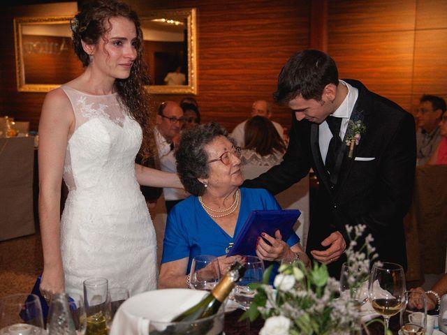 La boda de Andrea y Sergi en Mora D'ebre, Tarragona 330