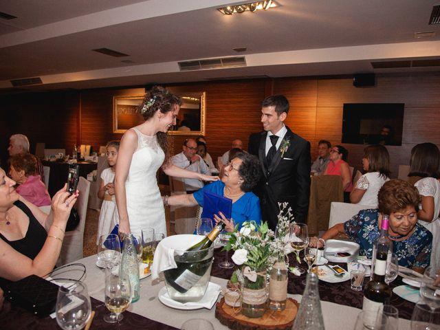 La boda de Andrea y Sergi en Mora D'ebre, Tarragona 331