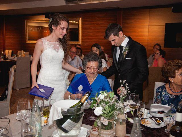 La boda de Andrea y Sergi en Mora D'ebre, Tarragona 332