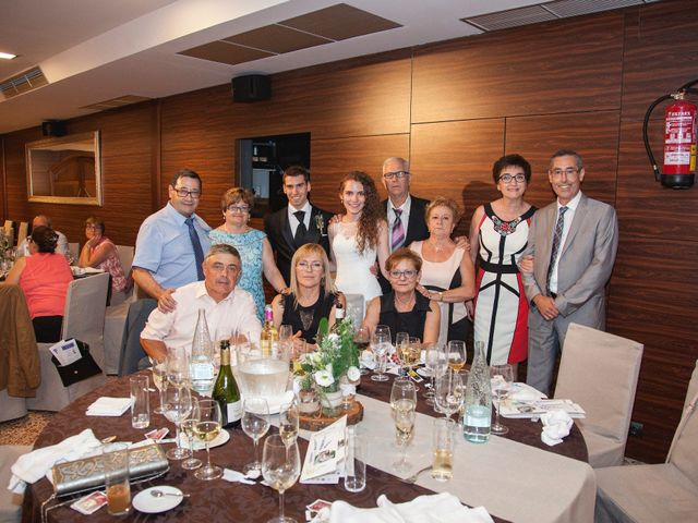 La boda de Andrea y Sergi en Mora D'ebre, Tarragona 347