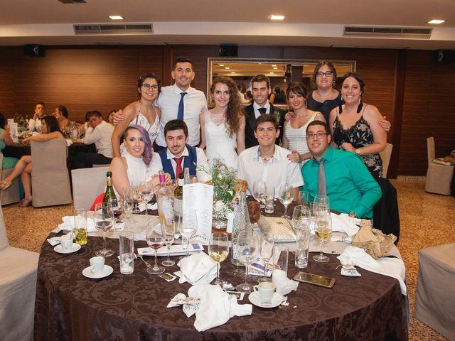 La boda de Andrea y Sergi en Mora D'ebre, Tarragona 349