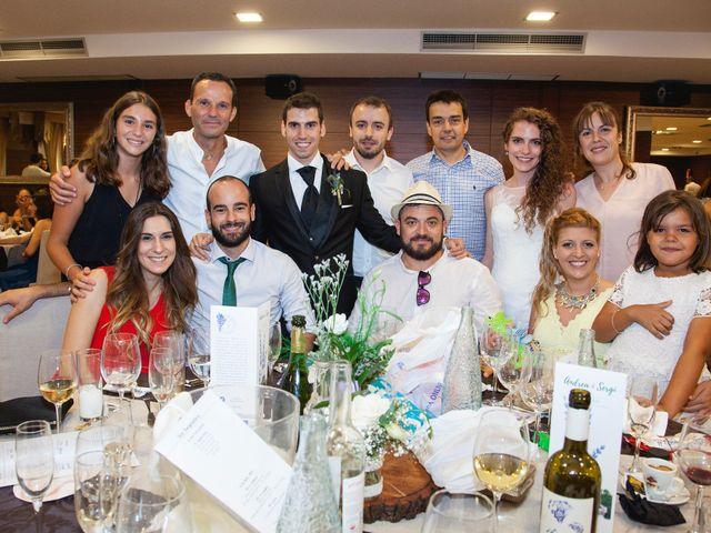 La boda de Andrea y Sergi en Mora D'ebre, Tarragona 352