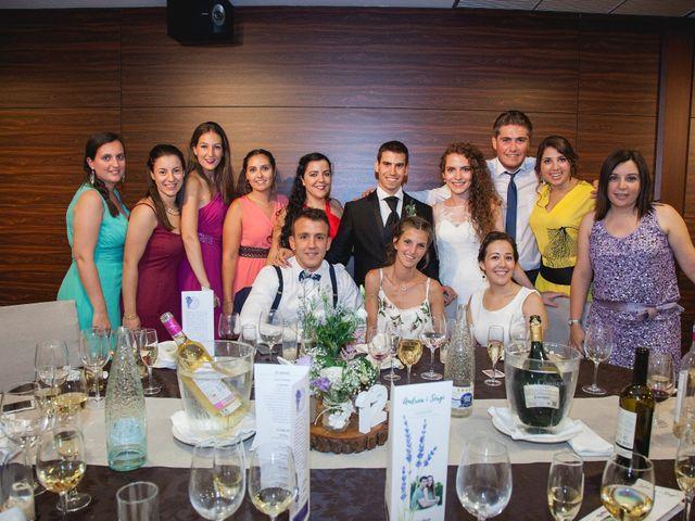 La boda de Andrea y Sergi en Mora D'ebre, Tarragona 355