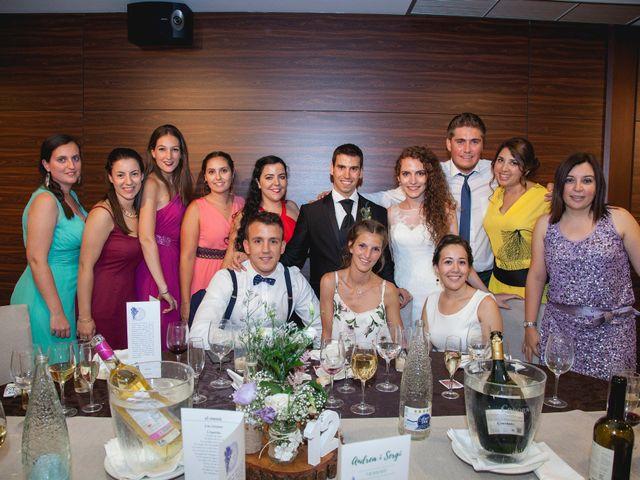 La boda de Andrea y Sergi en Mora D'ebre, Tarragona 356