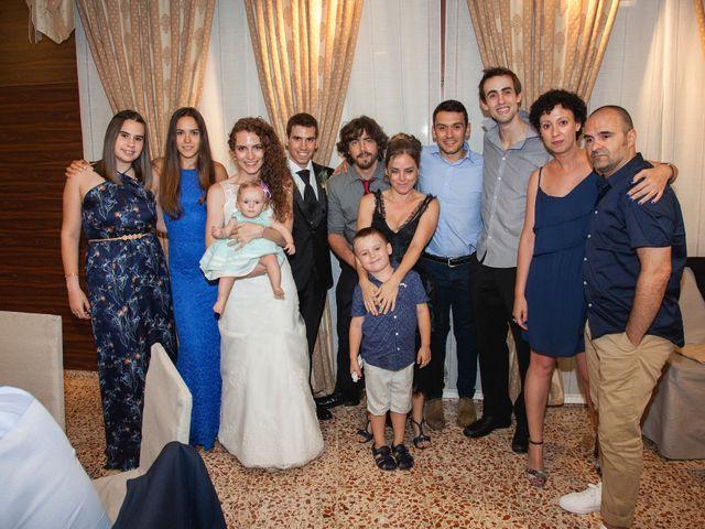 La boda de Andrea y Sergi en Mora D'ebre, Tarragona 361