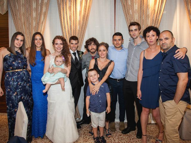 La boda de Andrea y Sergi en Mora D'ebre, Tarragona 362