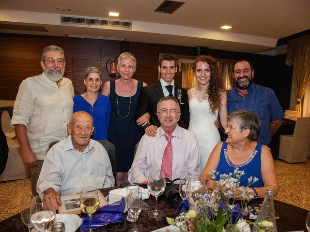 La boda de Andrea y Sergi en Mora D'ebre, Tarragona 364