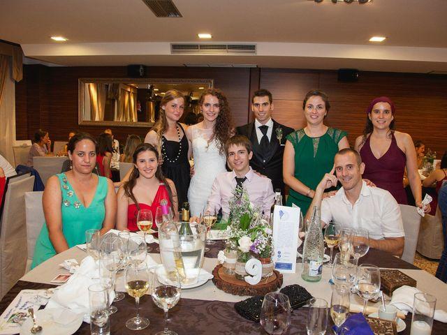La boda de Andrea y Sergi en Mora D'ebre, Tarragona 365
