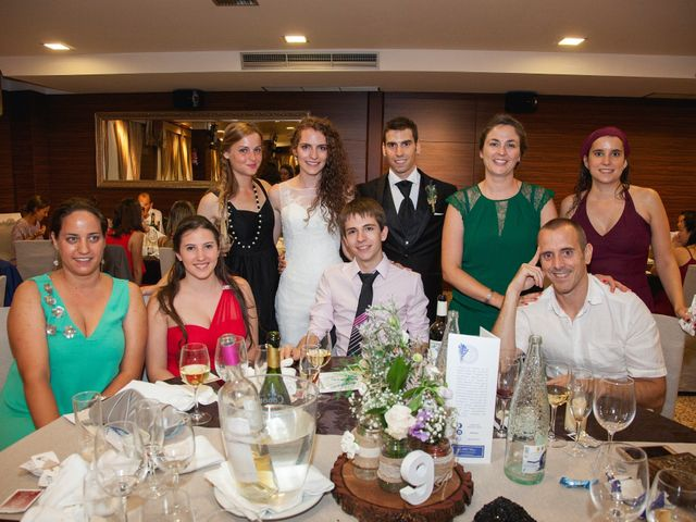 La boda de Andrea y Sergi en Mora D'ebre, Tarragona 366
