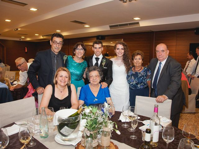 La boda de Andrea y Sergi en Mora D'ebre, Tarragona 367