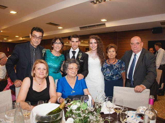 La boda de Andrea y Sergi en Mora D'ebre, Tarragona 368