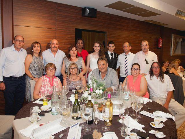 La boda de Andrea y Sergi en Mora D'ebre, Tarragona 369