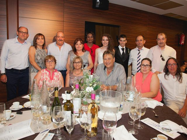La boda de Andrea y Sergi en Mora D'ebre, Tarragona 370