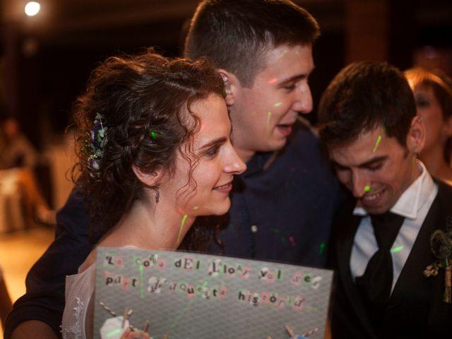 La boda de Andrea y Sergi en Mora D'ebre, Tarragona 383
