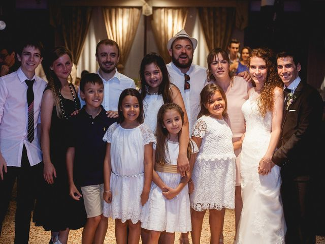 La boda de Andrea y Sergi en Mora D'ebre, Tarragona 392