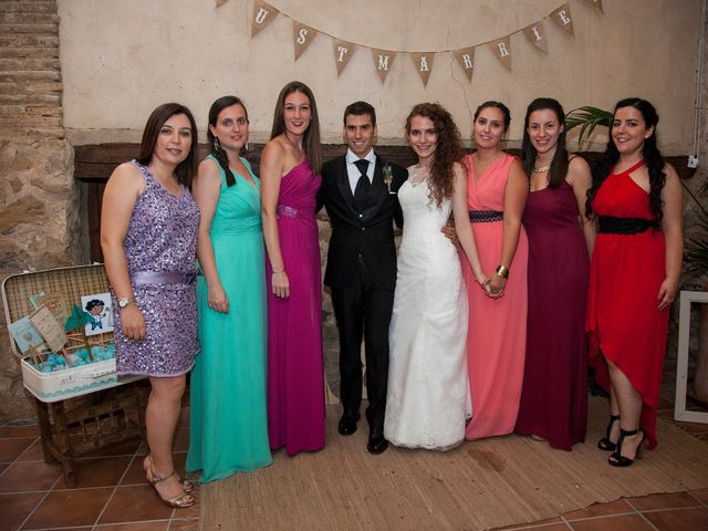 La boda de Andrea y Sergi en Mora D'ebre, Tarragona 402