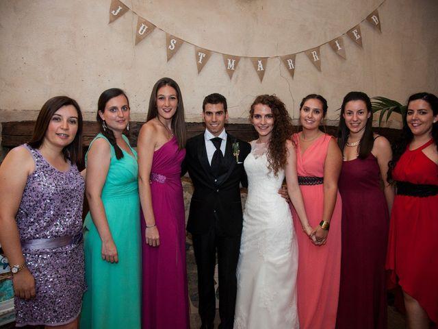 La boda de Andrea y Sergi en Mora D'ebre, Tarragona 403