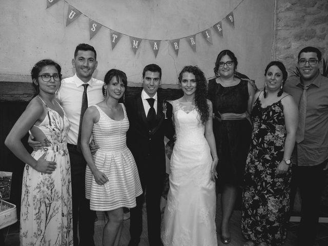 La boda de Andrea y Sergi en Mora D'ebre, Tarragona 408