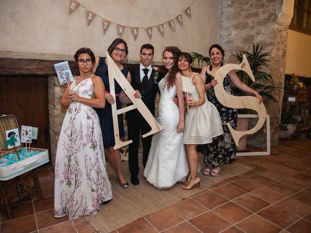 La boda de Andrea y Sergi en Mora D'ebre, Tarragona 409