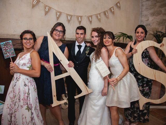 La boda de Andrea y Sergi en Mora D'ebre, Tarragona 410