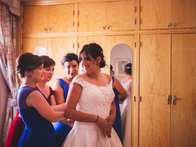 La boda de Hisem y Emi en Almedinilla, Córdoba 27