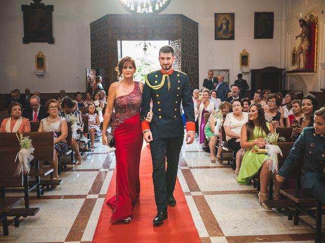 La boda de Hisem y Emi en Almedinilla, Córdoba 42