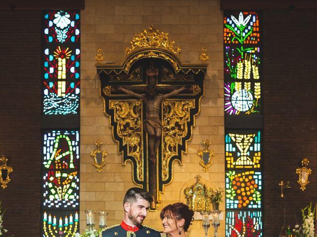 La boda de Hisem y Emi en Almedinilla, Córdoba 43