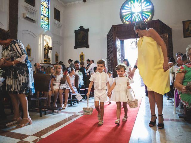 La boda de Hisem y Emi en Almedinilla, Córdoba 45