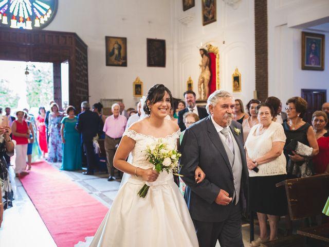La boda de Hisem y Emi en Almedinilla, Córdoba 46