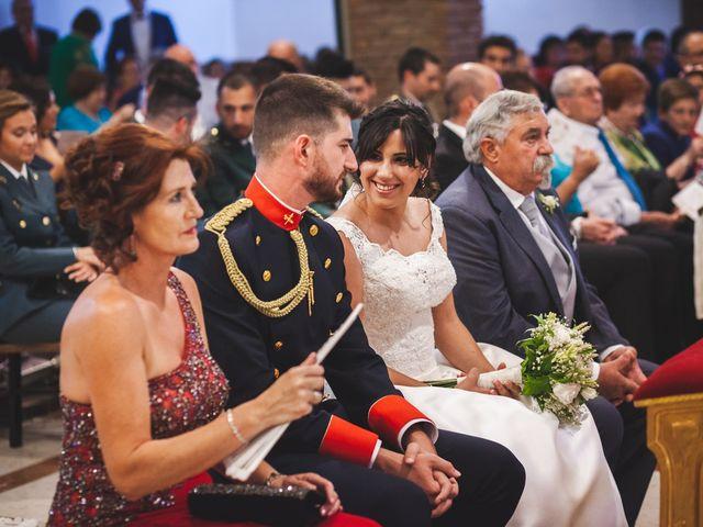 La boda de Hisem y Emi en Almedinilla, Córdoba 47