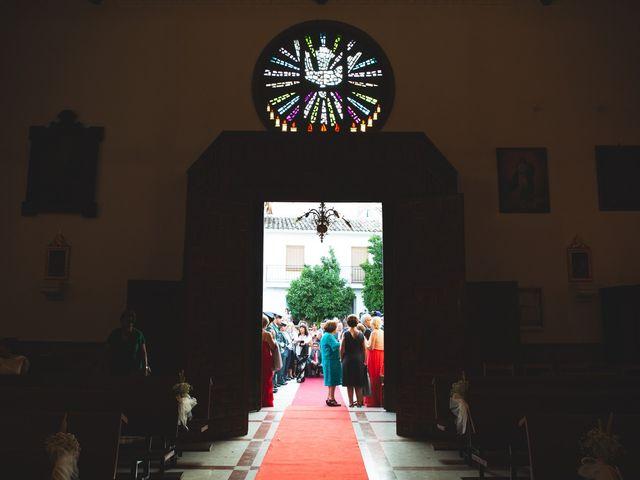 La boda de Hisem y Emi en Almedinilla, Córdoba 53