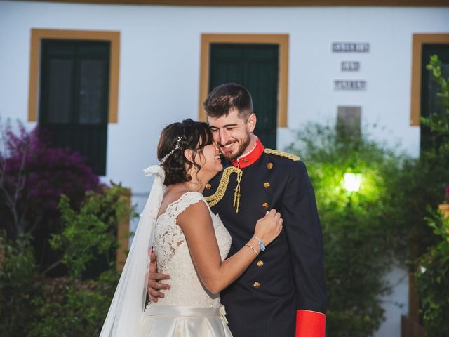 La boda de Hisem y Emi en Almedinilla, Córdoba 57