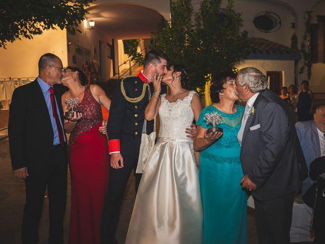 La boda de Hisem y Emi en Almedinilla, Córdoba 73
