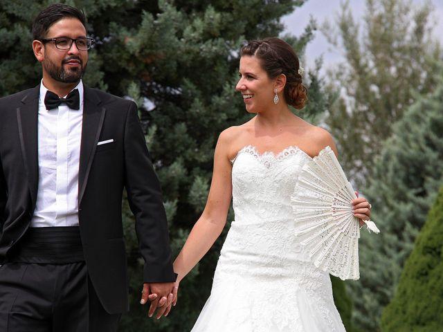 La boda de Fran y Sandra en León, León 4