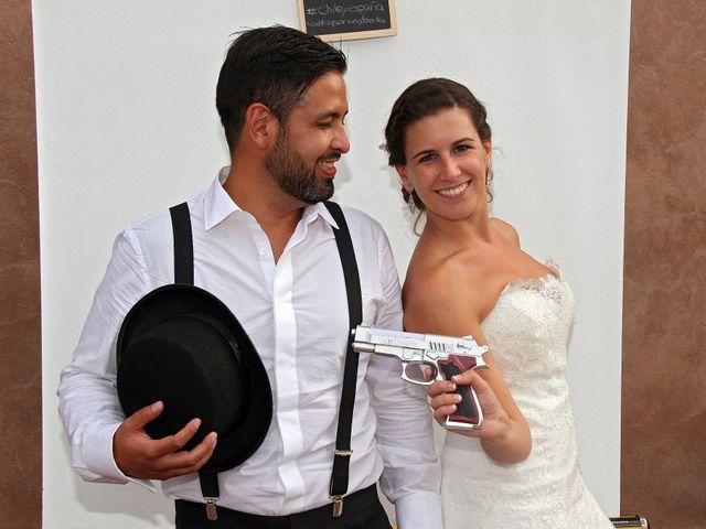 La boda de Fran y Sandra en León, León 6