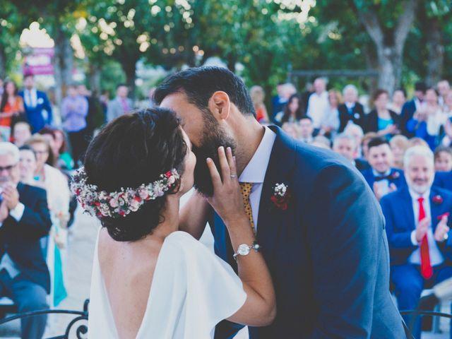 La boda de Patri y Fulgen