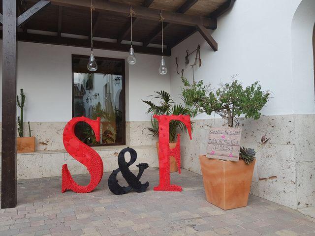 La boda de FERRÁN y SILVIA en Buñol, Valencia 4