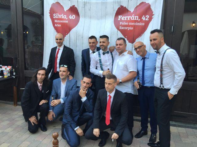 La boda de FERRÁN y SILVIA en Buñol, Valencia 8
