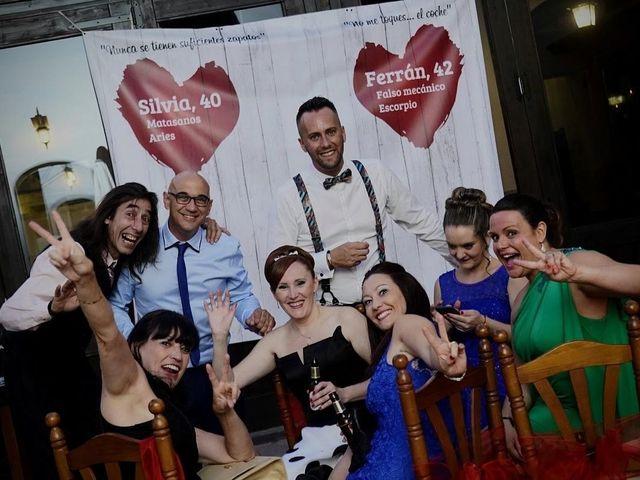 La boda de FERRÁN y SILVIA en Buñol, Valencia 2