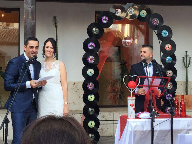 La boda de FERRÁN y SILVIA en Buñol, Valencia 17