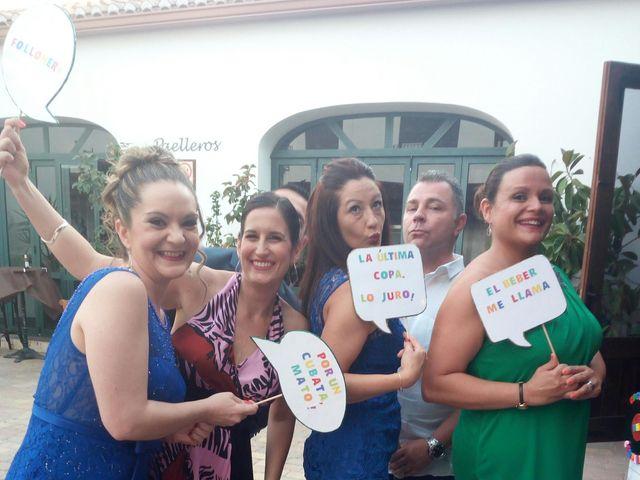 La boda de FERRÁN y SILVIA en Buñol, Valencia 18
