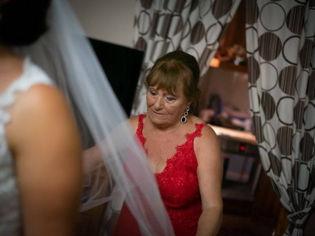 La boda de Ruben y Jhoana en La Linea De La Concepcion, Cádiz 6