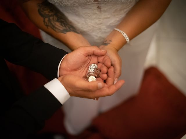 La boda de Ruben y Jhoana en La Linea De La Concepcion, Cádiz 9