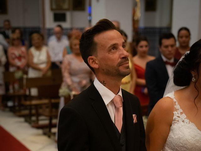 La boda de Ruben y Jhoana en La Linea De La Concepcion, Cádiz 10
