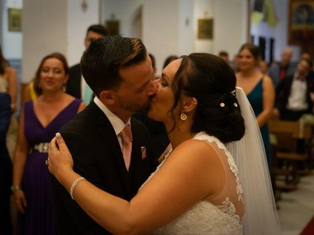 La boda de Ruben y Jhoana en La Linea De La Concepcion, Cádiz 11