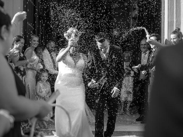 La boda de Jhoana y Ruben