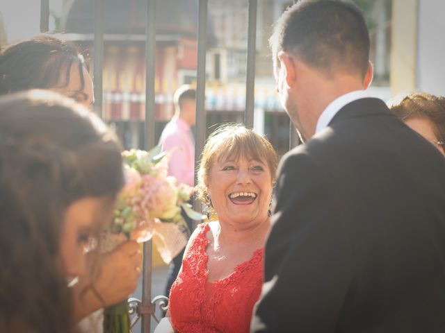 La boda de Ruben y Jhoana en La Linea De La Concepcion, Cádiz 12