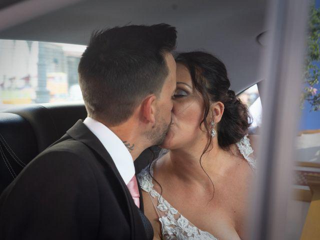 La boda de Ruben y Jhoana en La Linea De La Concepcion, Cádiz 13