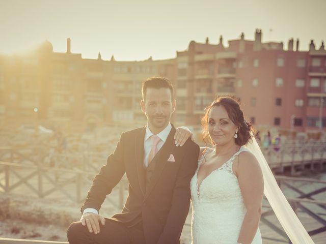La boda de Ruben y Jhoana en La Linea De La Concepcion, Cádiz 1