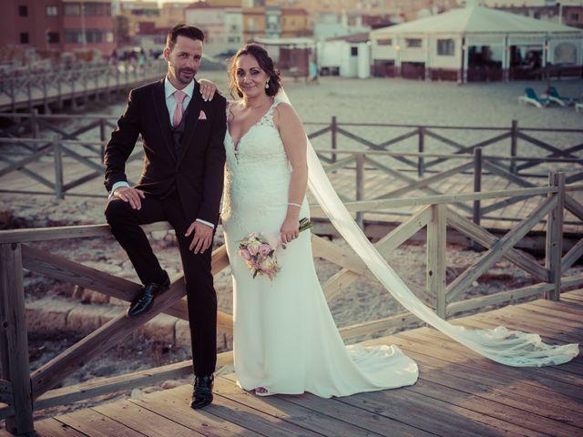 La boda de Ruben y Jhoana en La Linea De La Concepcion, Cádiz 16